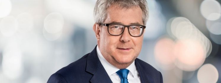 Ryszard Czarnecki: Bóg zapłać za poparcie Tuska dla Kidawy-Błońskiej