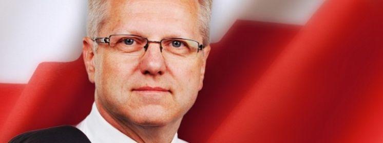 """prof. Grzegorz Górski: Nie mamy """"kawałka suchego lądu"""""""